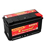 ECTIVE 100Ah 870A EPC-Serie 12V Autobatterie in 8...