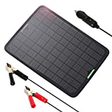 ALLPOWERS 18V 12V 10W Portable Solar Panel...