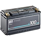 ECTIVE LC100 BT 12V 100Ah 1280Wh LiFePO4-Batterie...